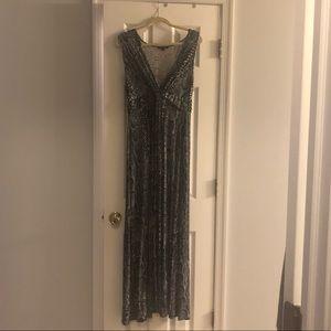 Rachel Zoe maternity dress